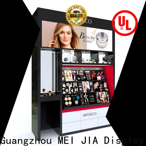 MEI JIA Display cabinet beauty display units for business for shop