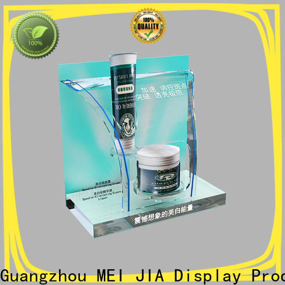 Latest cosmetics acrylic display makeup for business for showroom