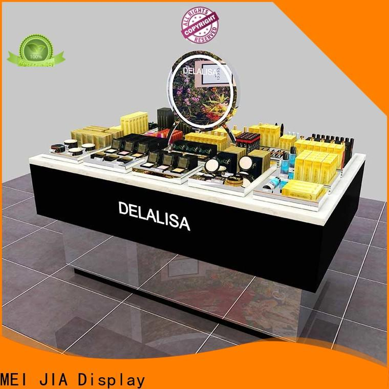 MEI JIA Display High-quality cosmetics acrylic display suppliers for shop