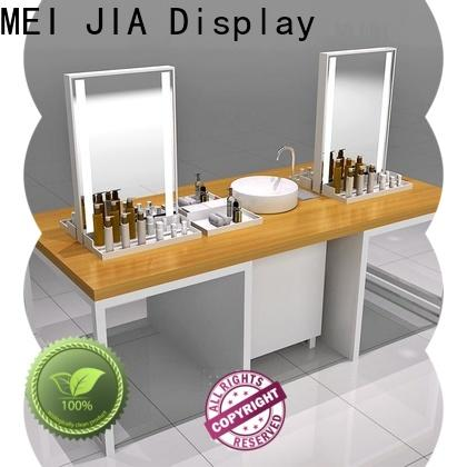 MEI JIA Display stand makeup retail display factory for exclusive shop