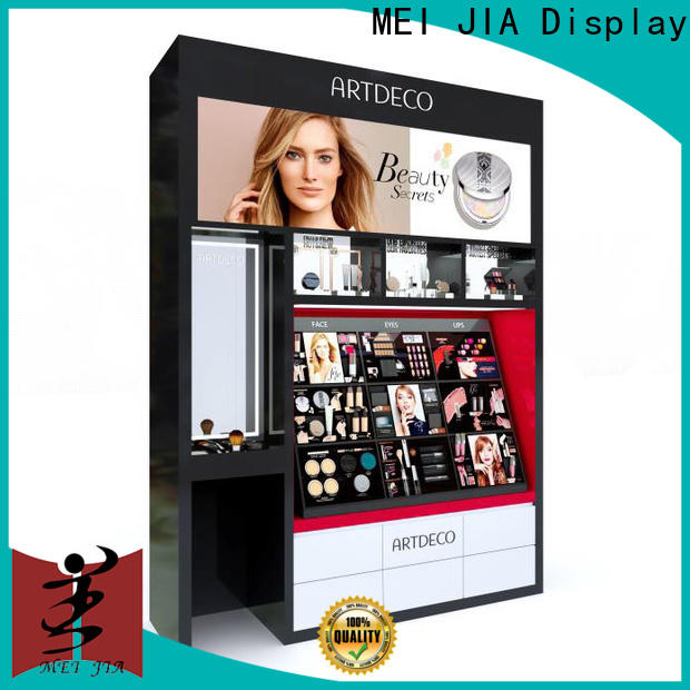 MEI JIA Display display cosmetic display cabinet for business for exclusive shop