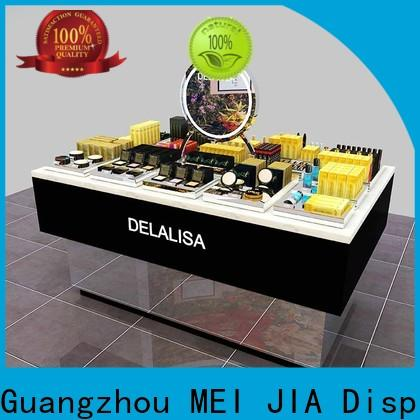 MEI JIA Display Wholesale acrylic makeup display for business for counter