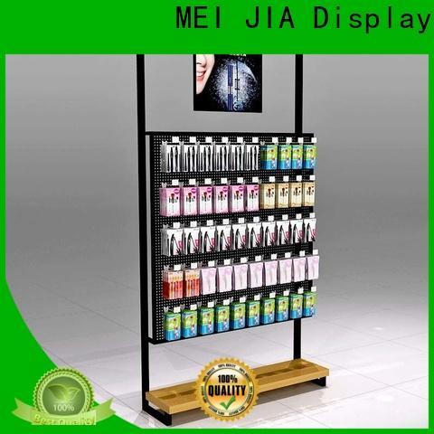Top retail makeup display stand shelf manufacturers for counter