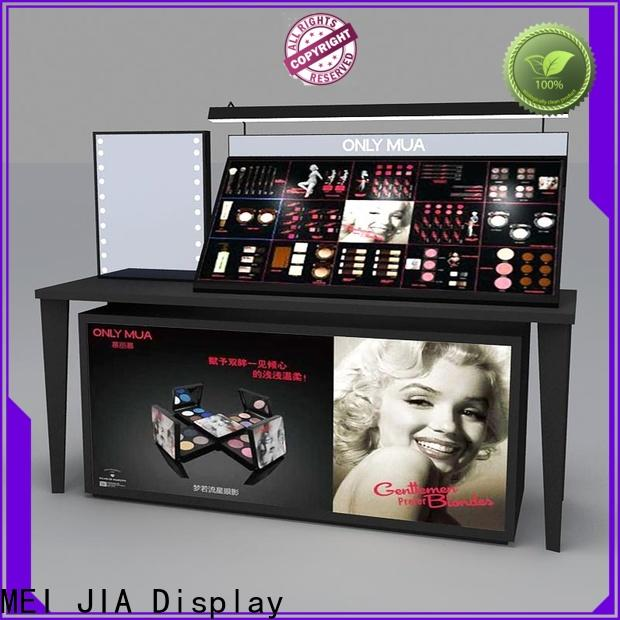 Best makeup retail display out manufacturers for showroom