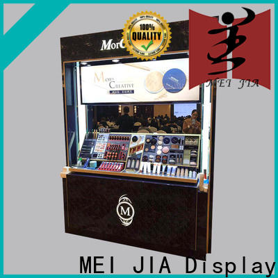MEI JIA Display backside beauty display units supply for store