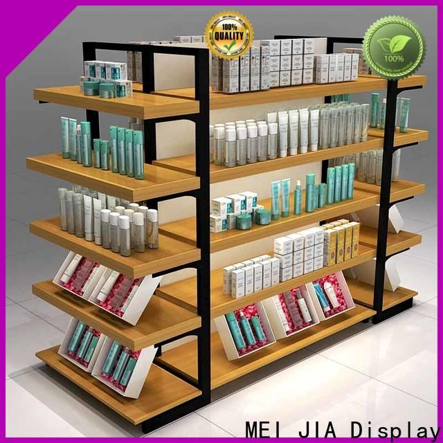 MEI JIA Display retail makeup display stand manufacturers for counter
