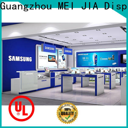 MEI JIA Display High-quality mobile phone counter suppliers for shop