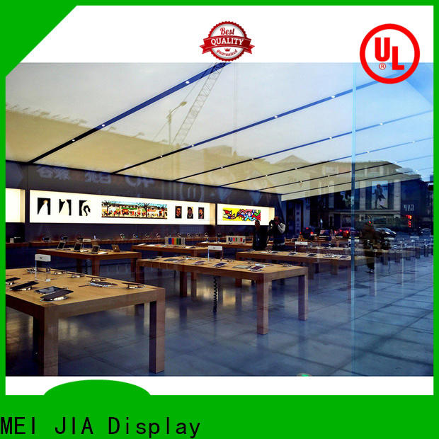 MEI JIA Display High-quality mobile phone counter factory for shop