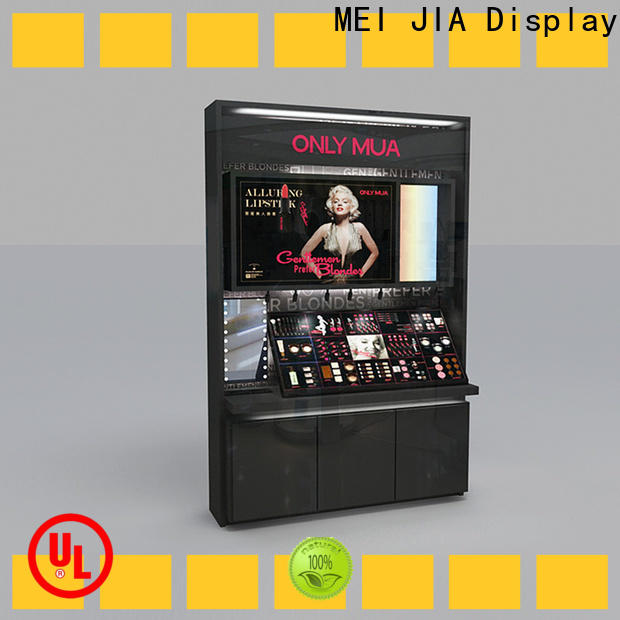 MEI JIA Display display cosmetic product display factory for shop
