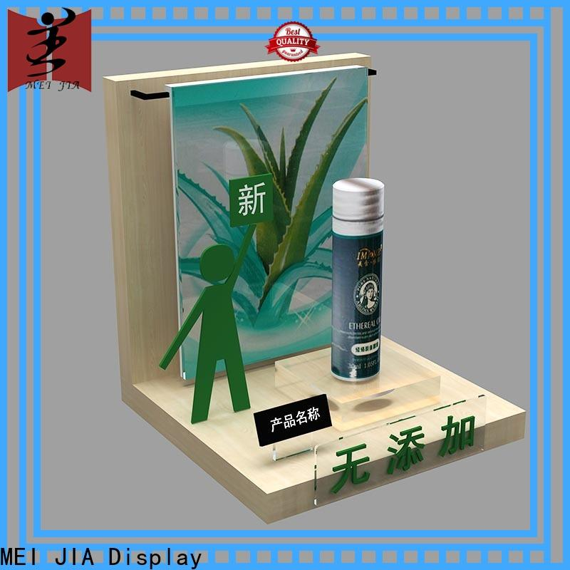 MEI JIA Display High-quality makeup retail display company for store