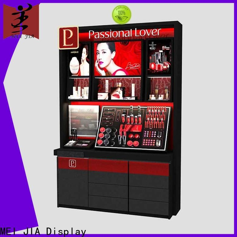 Top cosmetic showcase showcase company for store