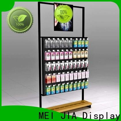 Top retail makeup display stand care company for shoppe