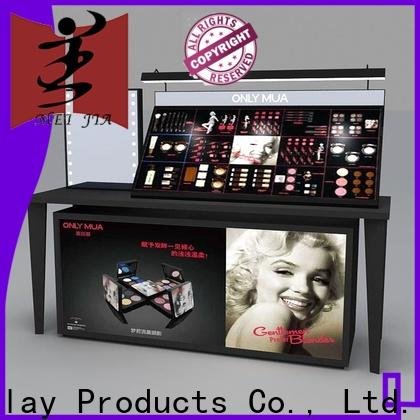 MEI JIA Display High-quality cosmetic display cabinet for business for store