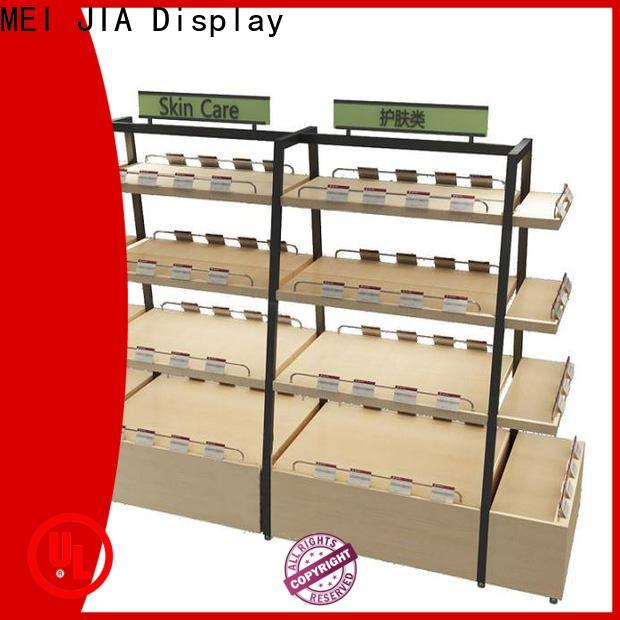 High-quality retail display racks manufacturers for retail store