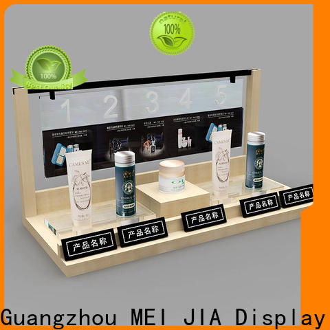 MEI JIA Display High-quality acrylic makeup holder factory for shop