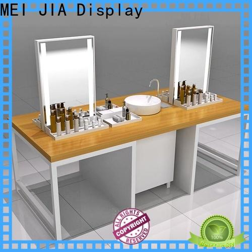MEI JIA Display beauty cosmetic product display for business for shop