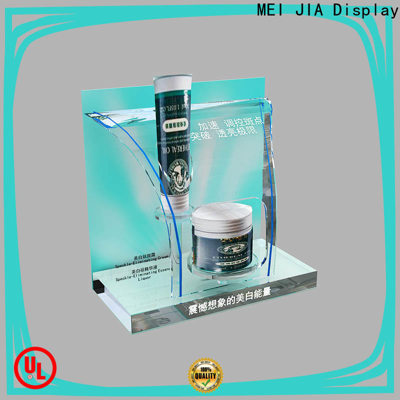 MEI JIA Display Top cosmetic display cabinet factory for showroom