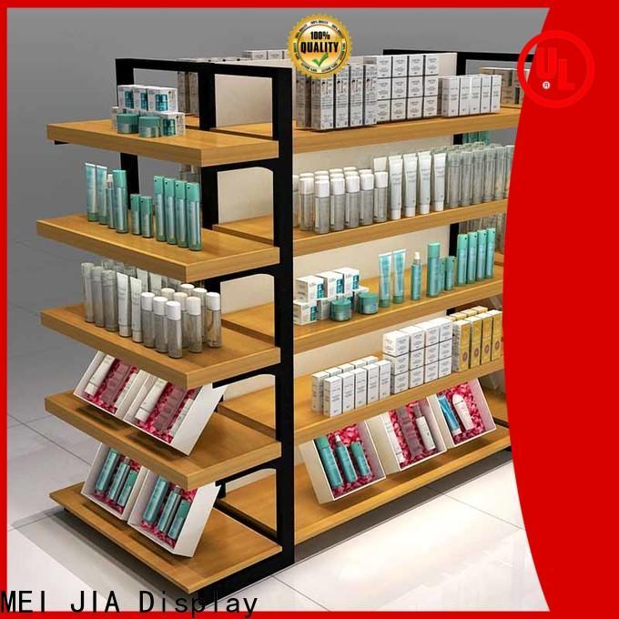 Latest acrylic makeup display display supply for showroom