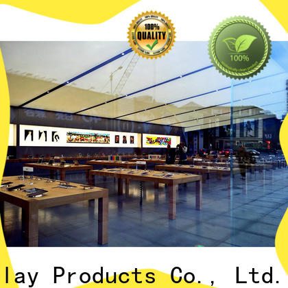 MEI JIA Display Custom mobile display counter company for exclusive shop