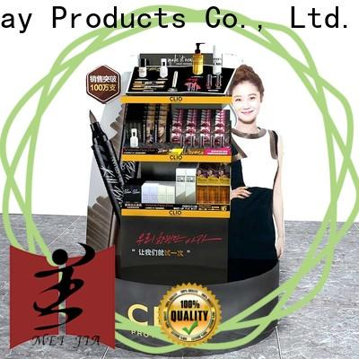MEI JIA Display Custom acrylic makeup display company for exclusive shop
