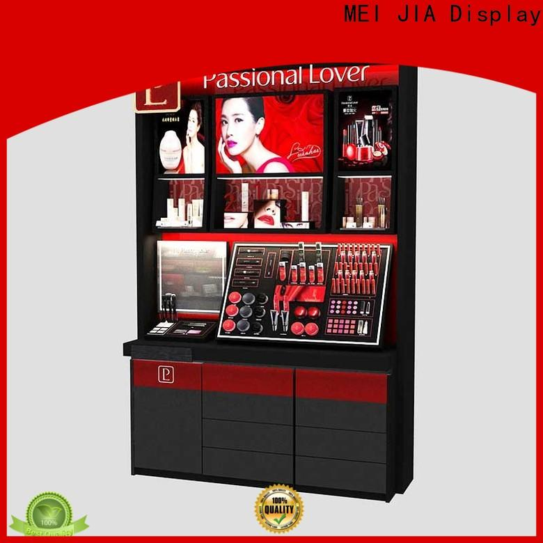 MEI JIA Display High-quality makeup display cabinet manufacturers for shoppe