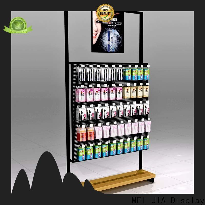 MEI JIA Display counter makeup retail display factory for exclusive shop