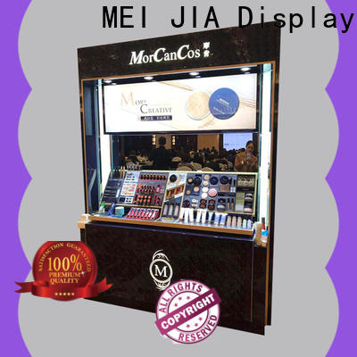 MEI JIA Display New makeup display cabinet suppliers for store