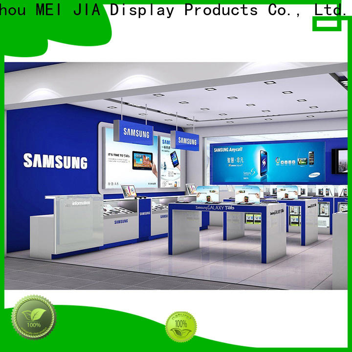MEI JIA Display Top mobile display counter for business for shoppe
