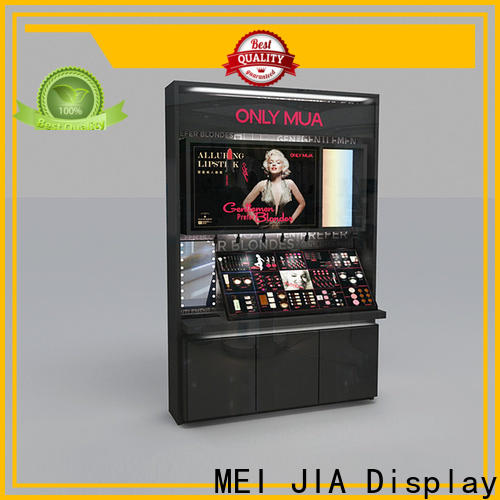MEI JIA Display holder retail makeup display stand manufacturers for store
