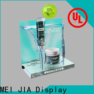 MEI JIA Display High-quality makeup display stand supply for shoppe