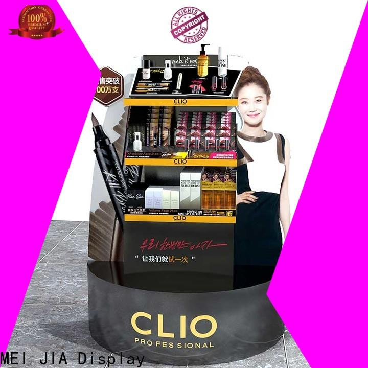 High-quality makeup retail display retail factory for shop