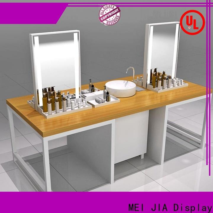 Latest cosmetics acrylic display care supply for shop