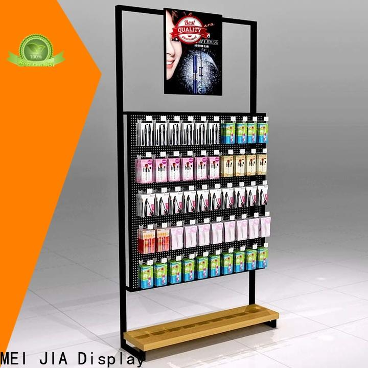 MEI JIA Display Top makeup display stand manufacturers for store