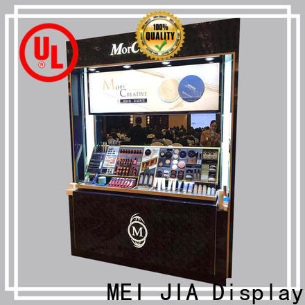 MEI JIA Display shelf cosmetics acrylic display for business for shoppe