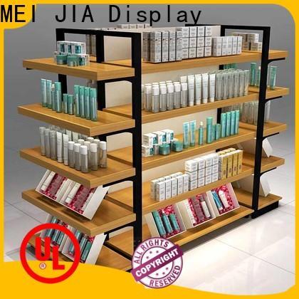 New acrylic makeup display shelf factory for shoppe