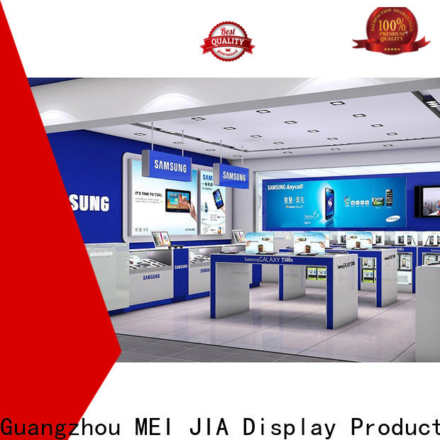 MEI JIA Display High-quality mobile display counter suppliers for counter