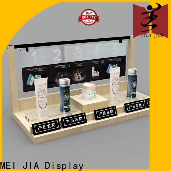 Best beauty display stands out manufacturers for store