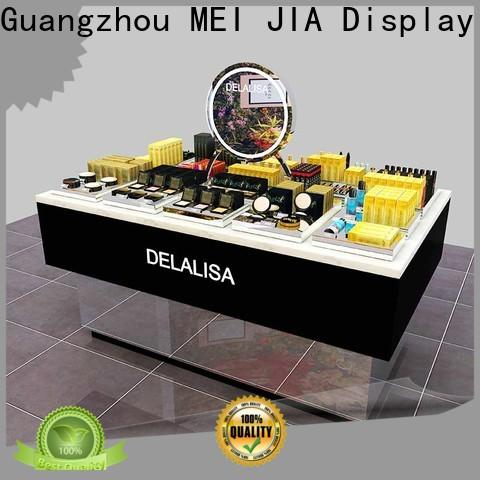 MEI JIA Display artdeco acrylic cosmetic display stand supply for showroom