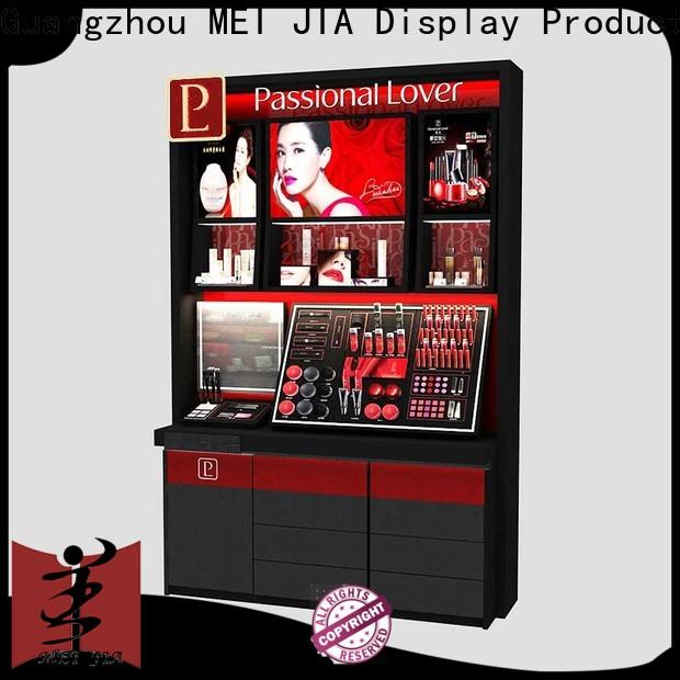 MEI JIA Display Custom beauty display units supply for exclusive shop