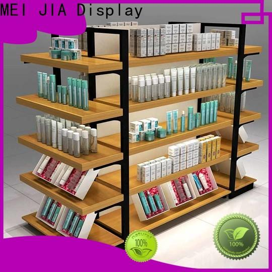 MEI JIA Display Latest beauty display units factory for store