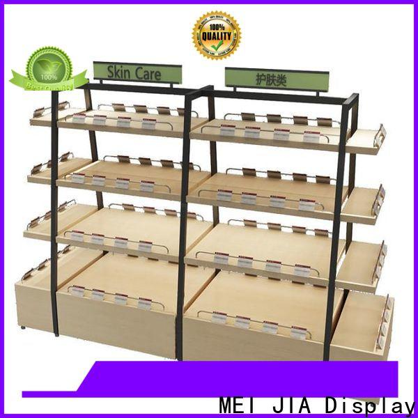 MEI JIA Display retail display shelve company for retail shop