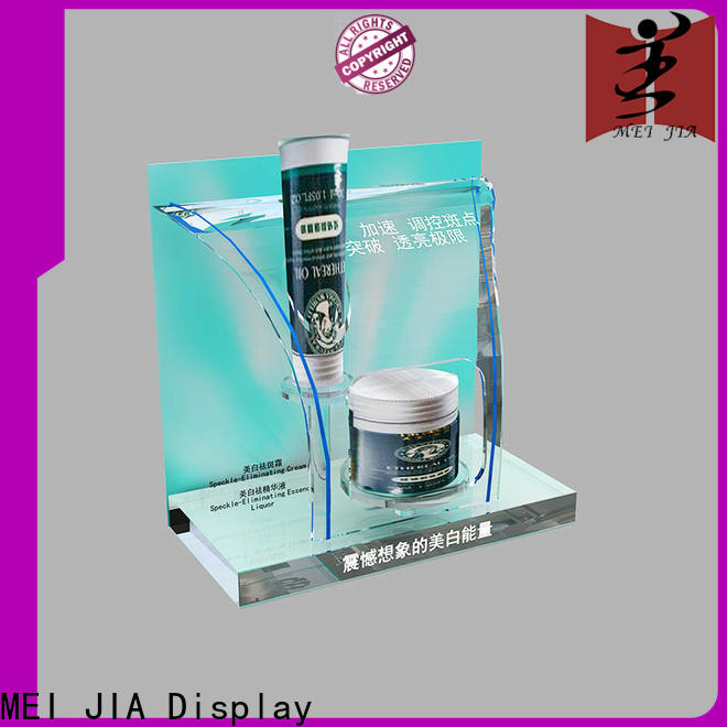 MEI JIA Display High-quality cosmetics acrylic display suppliers for shoppe