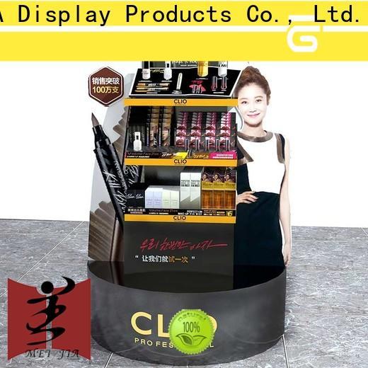 Custom beauty display units cosmetics company for showroom