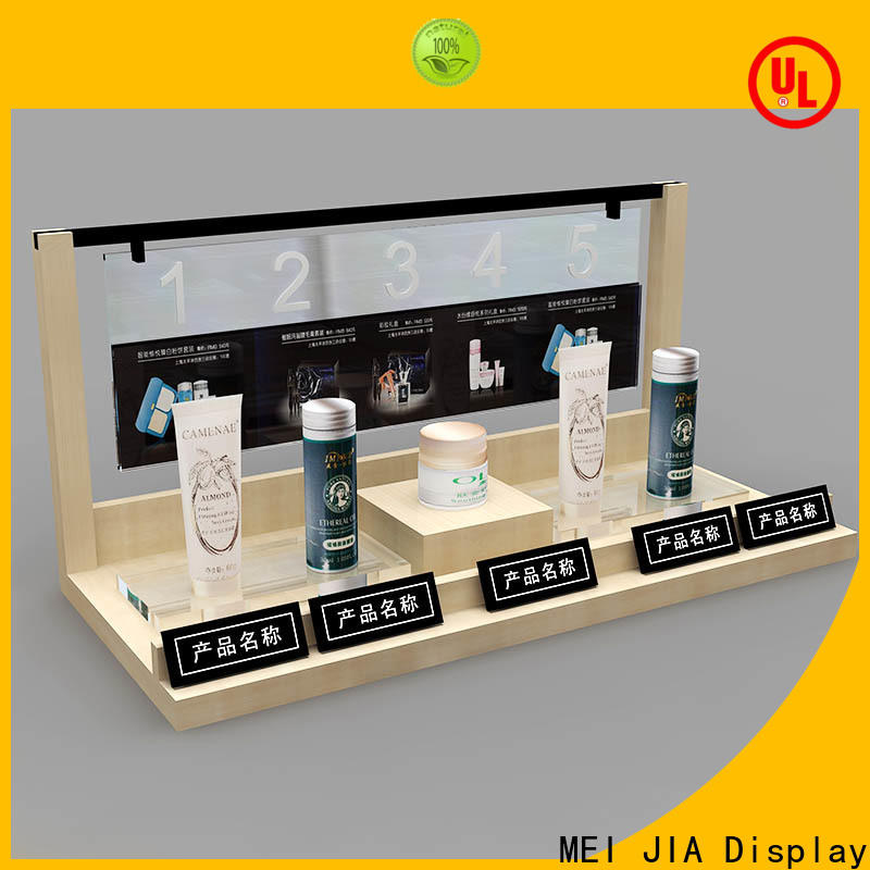 MEI JIA Display shelves makeup display cabinet for business for exclusive shop