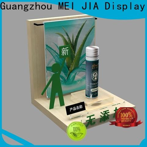 MEI JIA Display backside acrylic makeup holder suppliers for shoppe