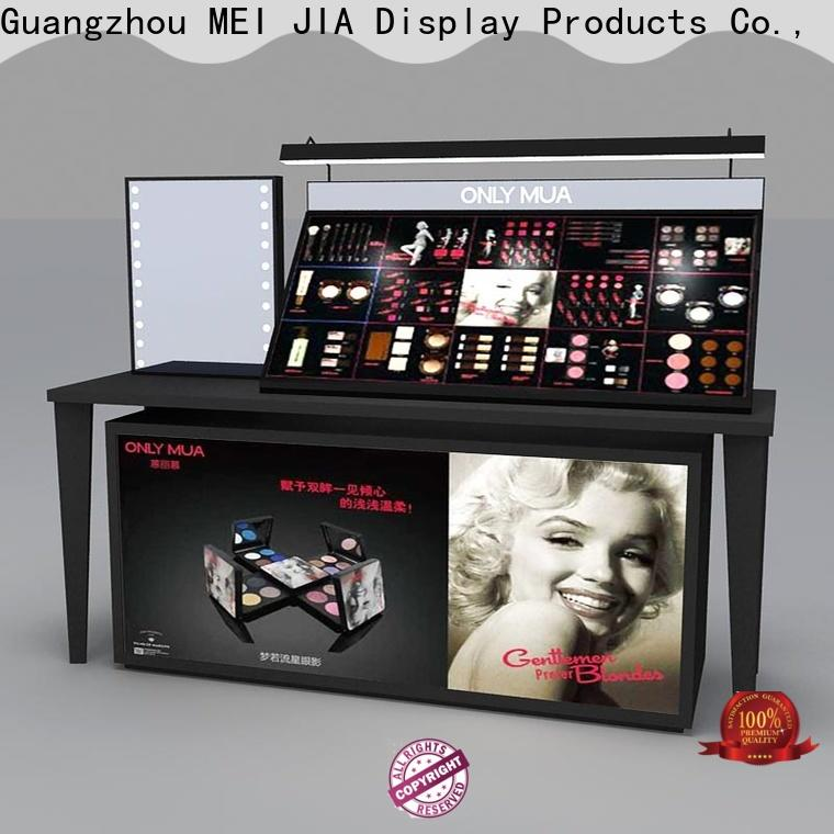 MEI JIA Display Top acrylic makeup holder company for counter