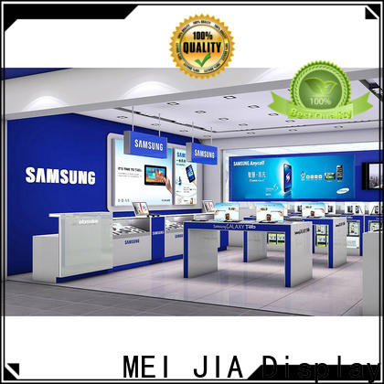 MEI JIA Display Best mobile display counter for business for showroom