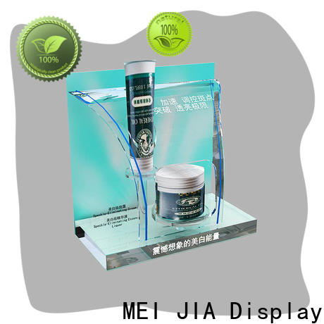 MEI JIA Display Wholesale retail makeup display stand for business for shop