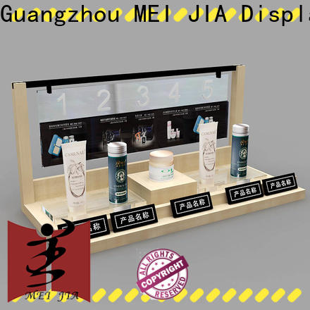 Top retail makeup display stand body manufacturers for showroom