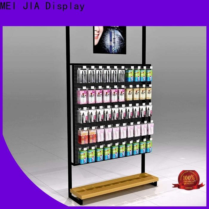Best makeup display cabinet acrylic company for exclusive shop